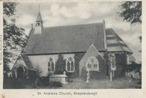 Shepherdswell Church