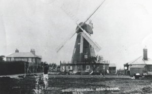 Shepherdswell Mill