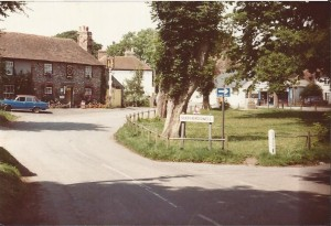 Village Green 1960ish