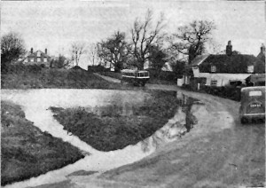 Coldred Pond 1937